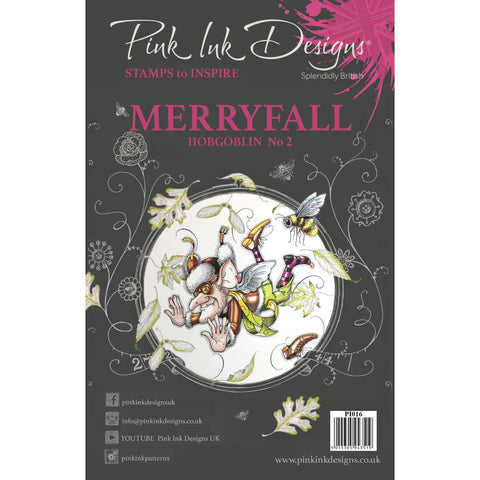 Hobgoblin No. 2 Merryfall Clear Stamps