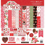 Be Mine 12x12 Collection Kit