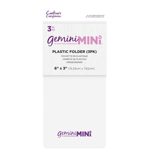 Gemini Mini Plastic Folder