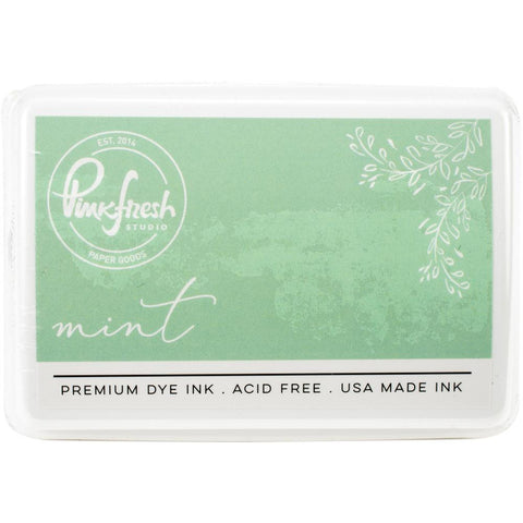 Premium Dye Mint Ink Pad