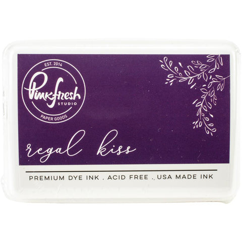 Premium Dye Regal Kiss Ink Pad