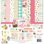 I Love Easter 12x12 Collection Kit