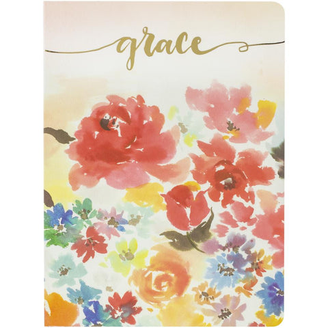 Live By Grace Softcover Journal