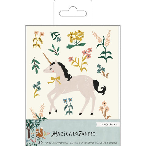 Magical Forest Boxed Cards