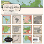 Cartography No. 2 12x12 Collection Kit