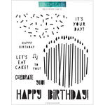 Endless Birthday 3x4 Clear Stamps