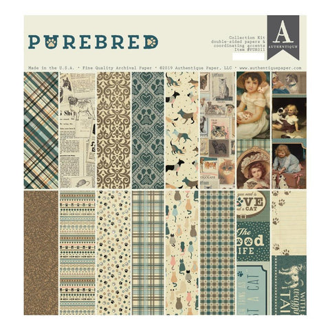 Purebred 12x12 Collection Pack