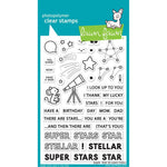 Super Star 4x6 Clear Stamps