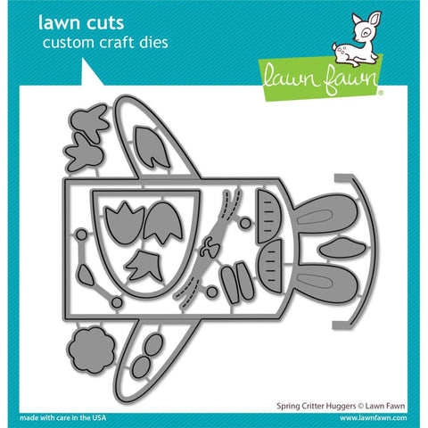 Spring Critters Huggers Lawn Cuts