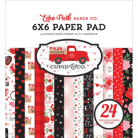 Cupid & Co. 6x6 Paper Pad