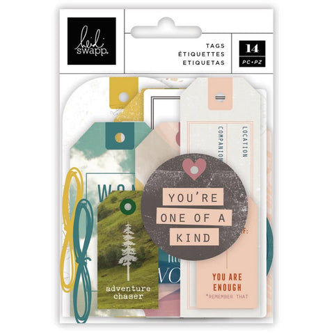Carefree Tag Set