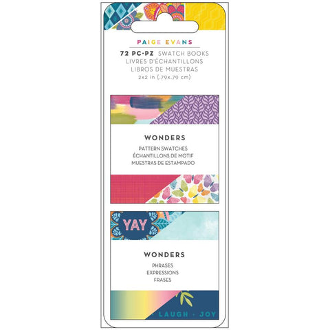 Wonders Mini Swatch Books