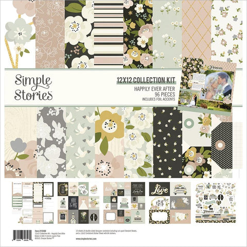 Happily Ever After 12x12 Collection Kit
