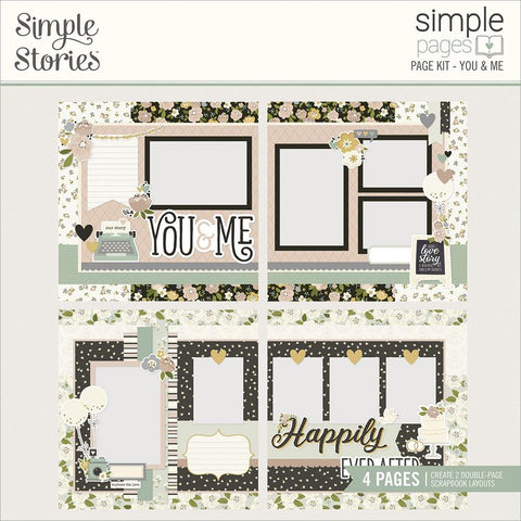 Happily Ever After Simple Pages Page Kit
