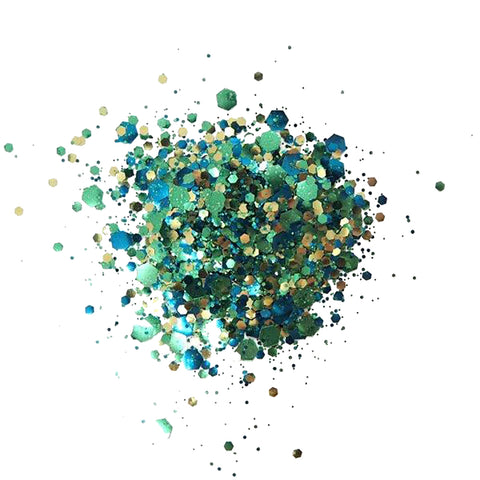 Cosmic Shimmer Sea Breeze Biodegradable Glitter Mix