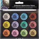 Cosmic Shimmer Perfect Pastels Iridescent Watercolour Palette