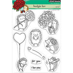 Hedgie Luv Clear Stamps