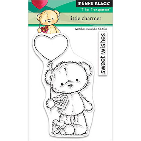 Little Charmer Clear Stamps