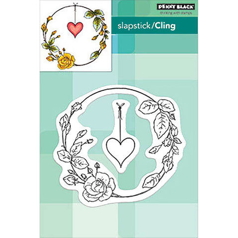 Rose Romance Clear Stamps