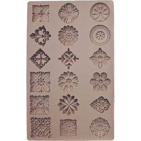 Curio Trinkets Decor Mould