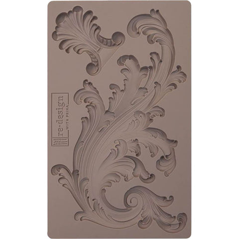 Portico Scroll No. 1 Decor Mould