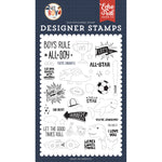 All Boy You're A Star Clear Stamps