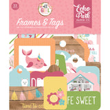 All Girl Ephemera: Frames & Tags