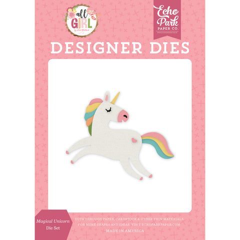 All Girl Dies: Magical Unicorn