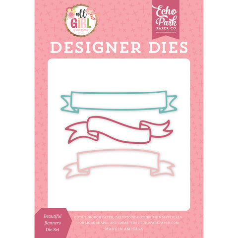 All Girl Dies: Beautiful Banner