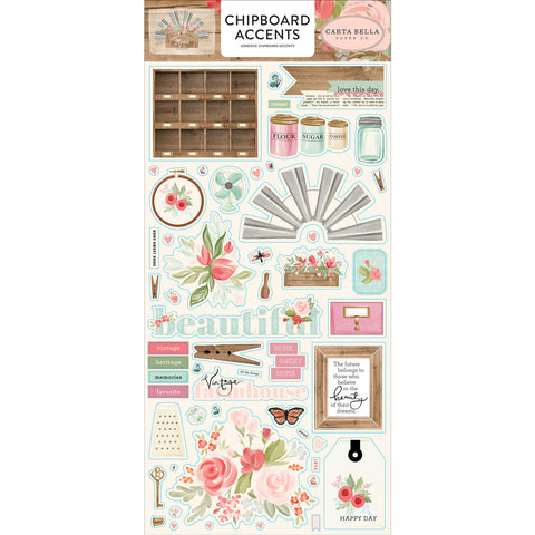 Farmhouse Market Accents Stickers