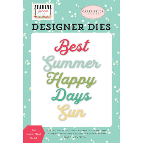 Summer Market by Jen Allyson Dies: Best Summer