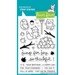 Jump for Joy 4x6 Clear Stamps