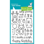 Party Animal 4x6 Clear Stamps