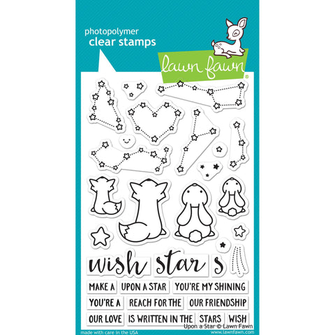 Upon A Star 4x6 Clear Stamps