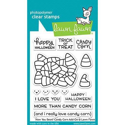 How You Bean Candy Corn Add-on 3x4 Clear Stamps