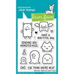 Monster Mash 3x4 Clear Stamps