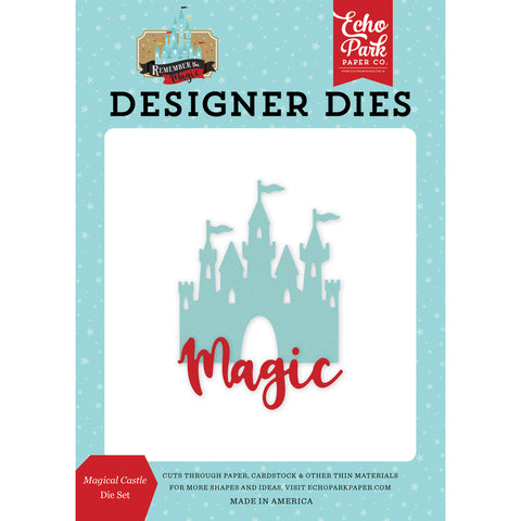 Remember The Magic Dies: Magical Castle