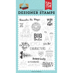 Remember The Magic Big Smiles Clear Stamps