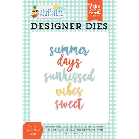 Summertime Dies: Sunkissed Summer