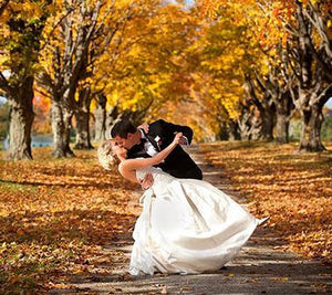 5 Tips for Your Outdoor Fall Wedding