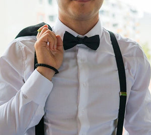 How Do I Pick Suspenders for My Tuxedo?