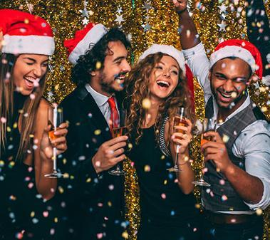 How You Should Dress For Your Company's Holiday Party in 2018