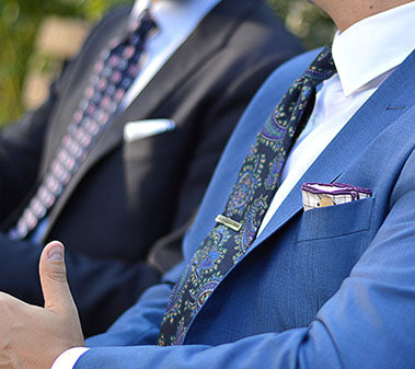 Dress to Impress with Suit Accessories
