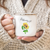 Bloom Where You Are Planted Camp Mug