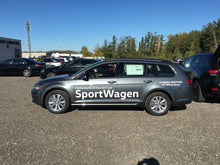 Load image into Gallery viewer, 2017 SportWagen - VEHICLE-SIDE GRAPHICS