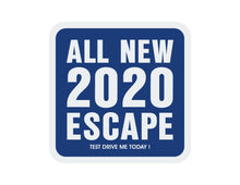 Load image into Gallery viewer, 2020 ESCAPE WINDSHIELD STICKER