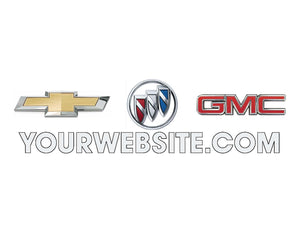 GM BRAND LOGO FULL COLOUR WINDOW SIGNATURES