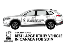 Load image into Gallery viewer, MAZDA 2019 AJAC CATEGORY WINNERS - Vehicle Side Graphics