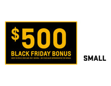 Load image into Gallery viewer, CHEVROLET BLACK FRIDAY $500 WINDSHIELD STICKER