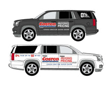 Load image into Gallery viewer, GMC COSTCO YUKON GRAPHICS